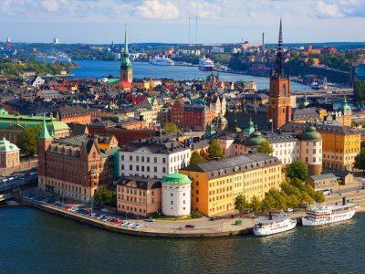 Un week-end à Stockholm