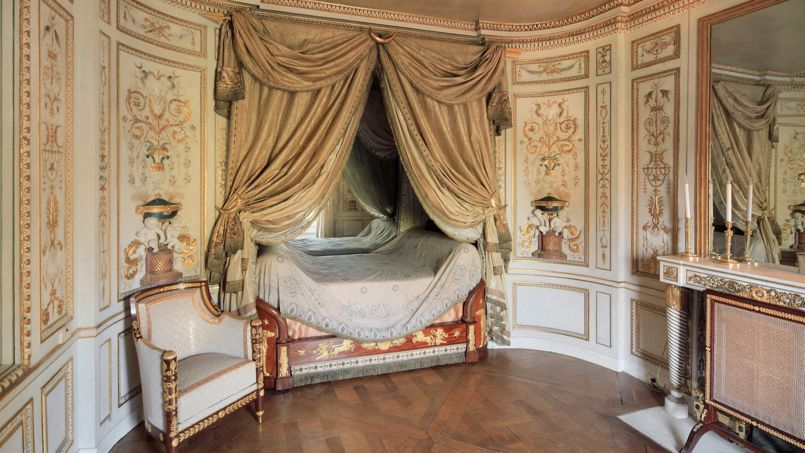 Boudoir Turc (Turkish Boudoir), Chateau de Fontainebleau, France