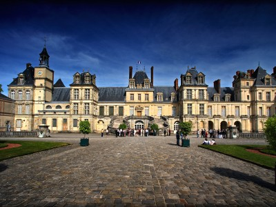 week end fontainebleau