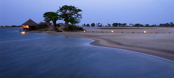 Le Senegal en ULM