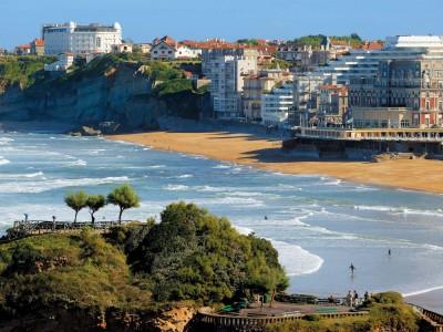 Idées week end Biarritz
