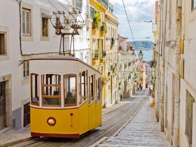 Lisbonne au Portugal