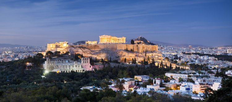 un week end à Athènes