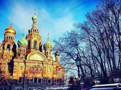 Mes bonnes adresses à Saint-Pétersbourg
