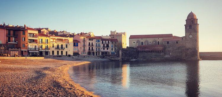 Côte vermeille et Collioure
